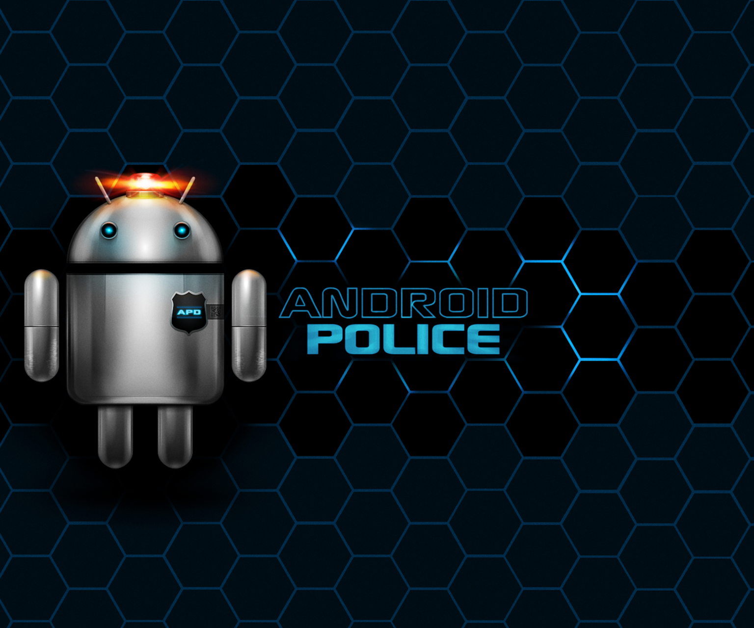 android police cool hd wallpaper