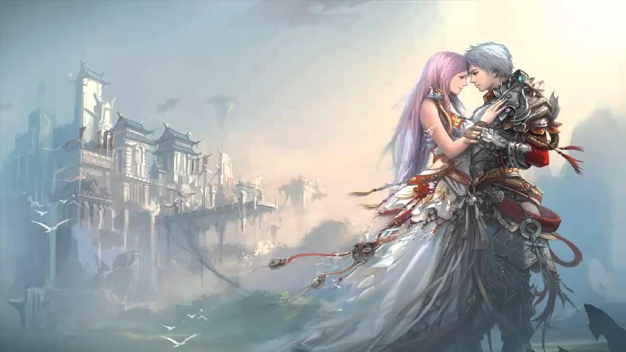 Anime Love Wallpapers: Anime Lovers Photo Wallpaper
