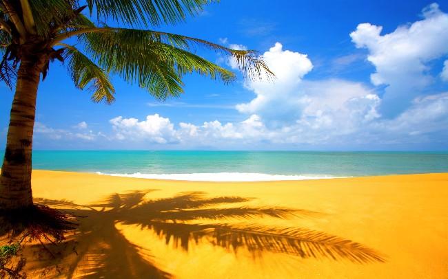 Beautiful Beach Hd Wallaper