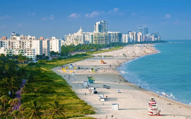 Miami Beach Game Android