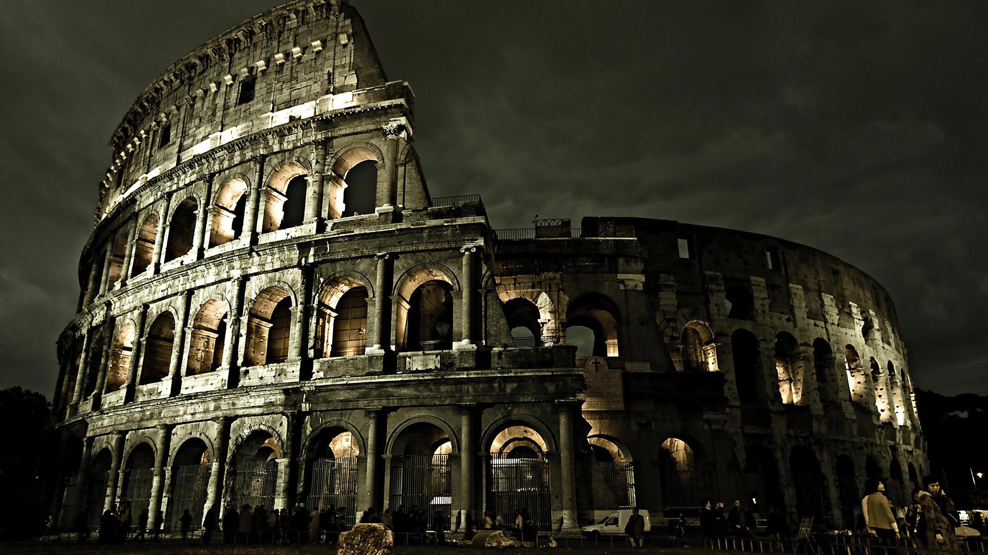 colosseum roman architecture 1080p hd wallpaper | download