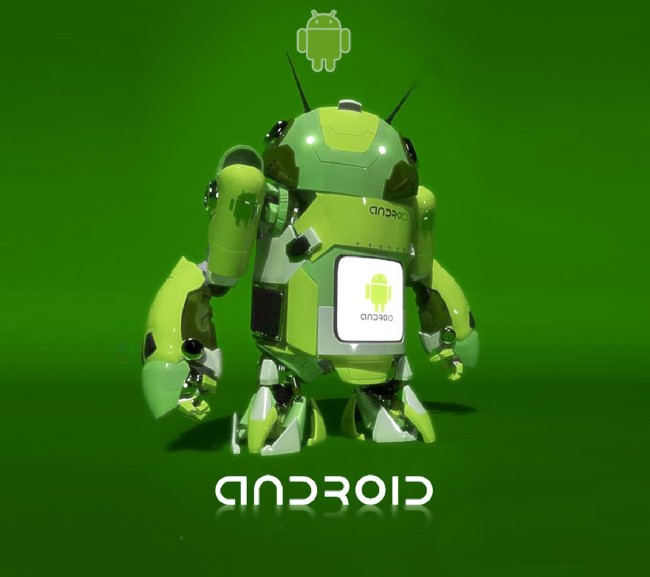 Cool Android Robot Hd Wallpaper