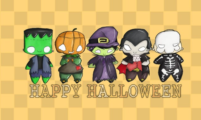 dimensions1280x768 cool hd wallpaper cool hd happy halloween - Cool Happy Halloween Pictures