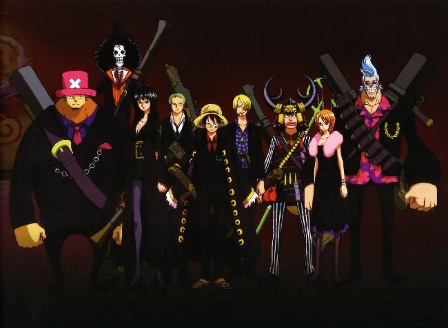 One Piece Hd Wallpaper Cool Crew New World