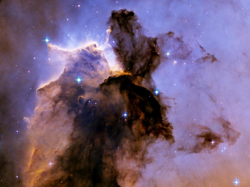 Eagle Nebula Hd Wallpaper