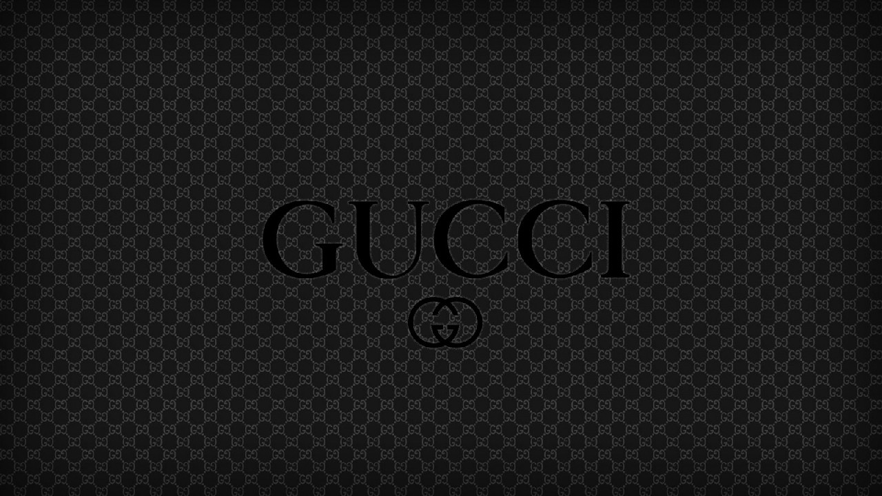 Gucci Brand Logo Background 1280x720 Download Wallpapers Page