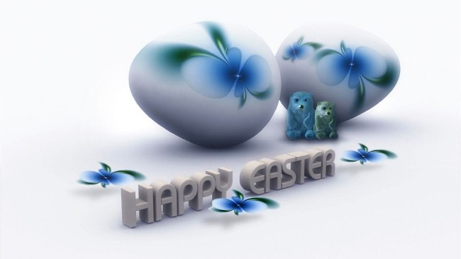 Happy Easter Wallpaper Large Download Cool Hd Wallpapers