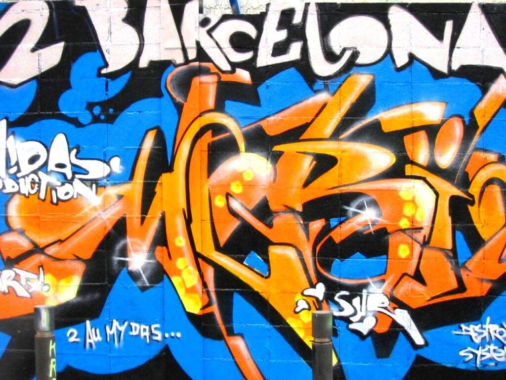 Hd graffiti wallpapers 1024x768 download wallpapers page