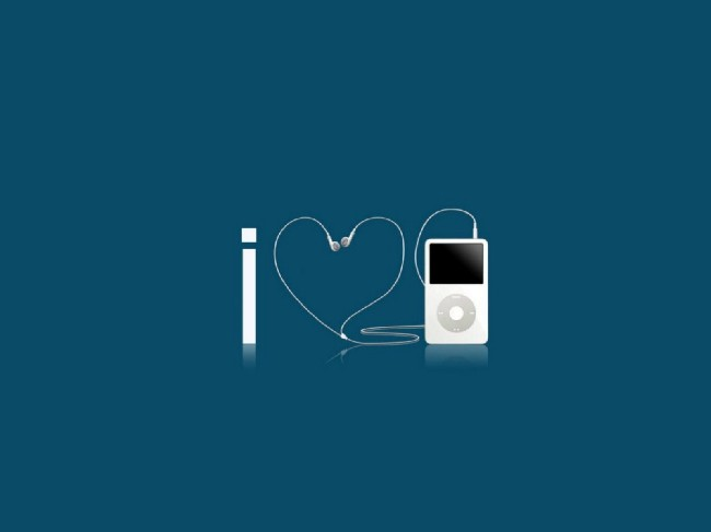 i love apple ipod wallpaper download cool hd wallpapers