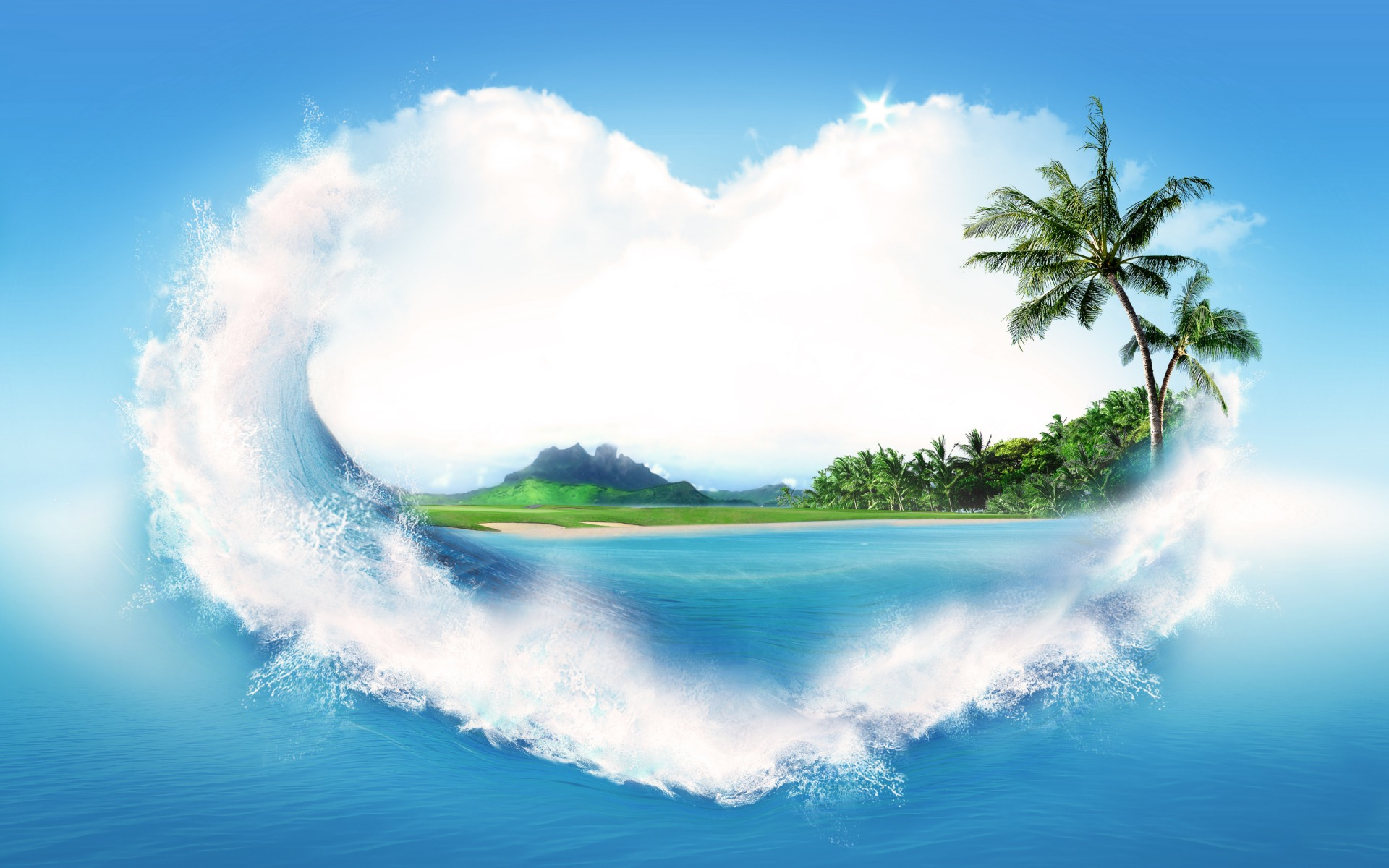 Love Cloud Nature Cool Desktop Background Download Wallpapers Page