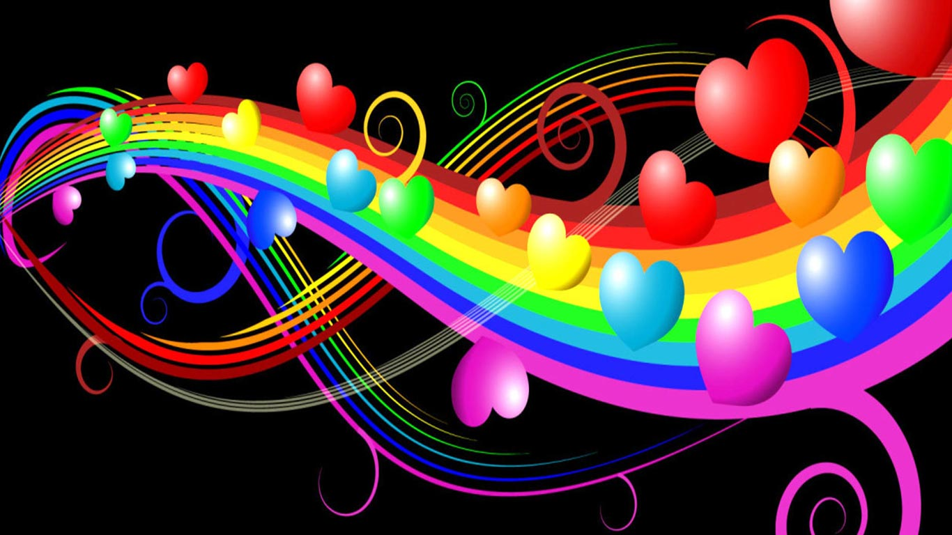 lovely music hd wallpaper 1366x768 | download wallpapers page
