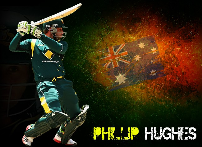 Phillip Hughes Cricket Wallpaper Download Cool Hd Wallpapers Here