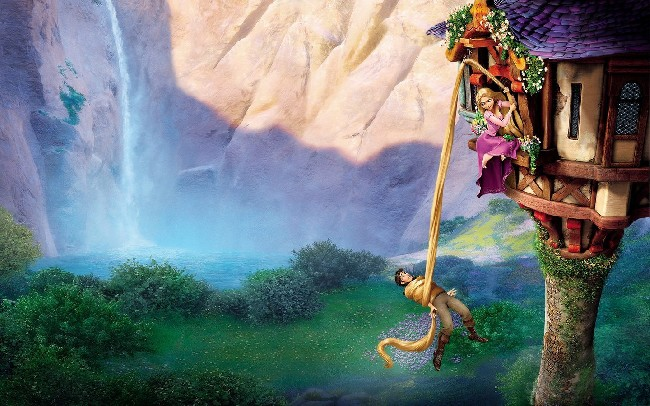 Tangled Cool Hd Wallpaper Download Cool Hd Wallpapers Here