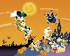 Disney Cartoons Halloween Hd Wallpaper wallpaper