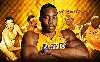 Dwight Howard And Legendary Lakers Centers Hd Wallpaper wallpaper