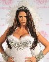 Katie Price Wedding Wallpaper wallpaper
