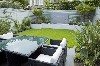Modern Small Garden Designs wallpaper