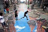 Street Chalk Art wallpaper
